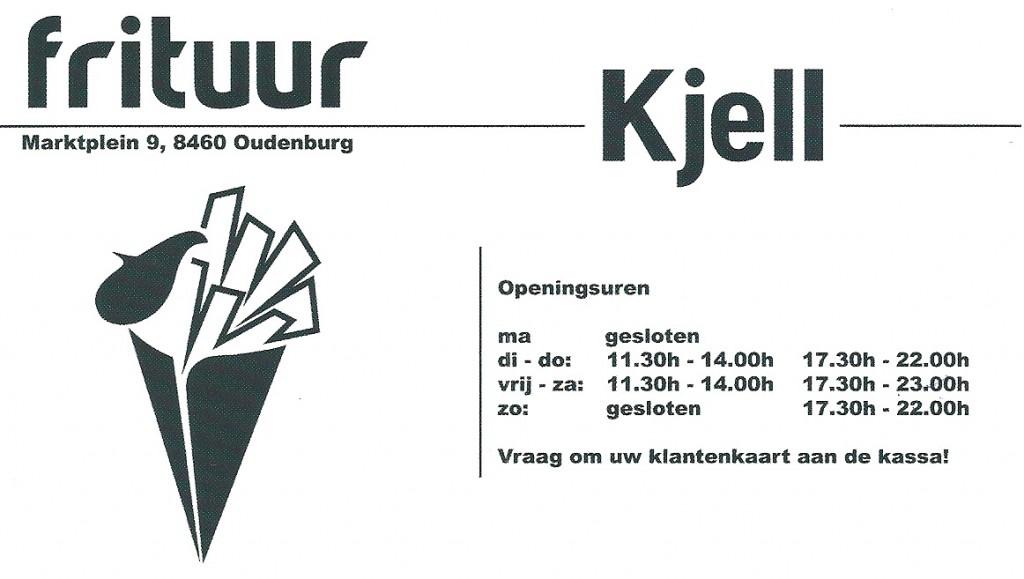 frituur Kjell